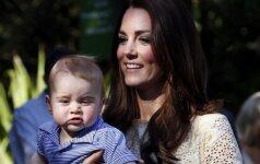 Karališkojo kūdikio nuotykiai zoologijos sode FOTO