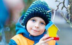 Su vaikais gaminame lesyklą: 3 skirtingi būdai