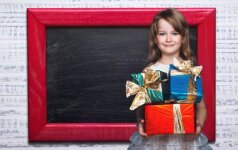 Gidas Kalėdų Seneliui: kaip išrinkti dovaną vaikui, kad ji džiugintų ilgai?