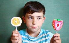 Menkaverčių užkandžių automatai mokyklose: ką svarbu žinoti tėvams