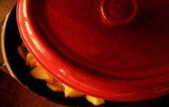 Kulinarinė pamoka: gaminame čenachus