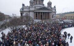 В Петербурге одобрили проведение референдума о передаче Исаакия РПЦ