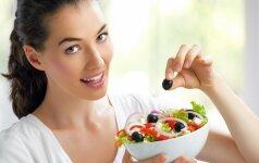 Viduržemio jūros dieta sumažina ne tik svorį, bet ir depresijos riziką
