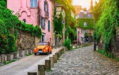 Džiaugsmai ir vargai kuriant savo namus Paryžiuje