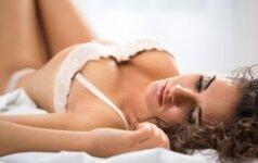 N-18: keturi nepamirštamos moters lovoje bruožai