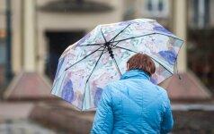 Апрель попрощается неприятной погодой