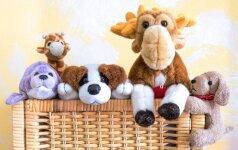 Nufotografuok mėgstamiausią žaislą ir laimėk dovanų!