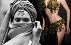 Slaptas haremo gyvenimas: kaip buvo atrenkamos būsimos sultono sugulovės