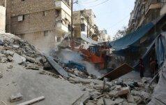 Минобороны России подтвердило гибель медсестры в Алеппо