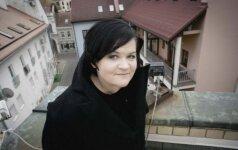 D. Ibelhauptaitė: aš išmokau žvelgti į save iš šalies, manęs nežeidžia kritikos strėlės