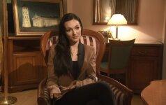 """Simona Burbaitė: """"Skambindavau mamai naktimis ir sakydavau, kad nenoriu gyventi..."""""""