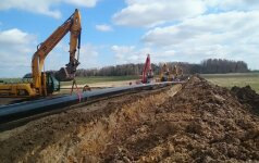 Газовые компании стран Балтии начинают создание единого рынка газа