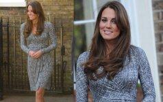 Ar tikrai Kate Middleton - viena stilingiausių besilaukiančių žvaigždžių?