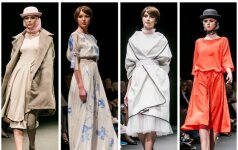 Moderni klasika, minimalizmas ir elegancija pagal L. Larionovą ir E. Rainį: ką dizaineriai siūlo kitam sezonui? (FOTO)