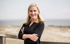 Amerikoje gyvenanti rašytoja Rūta Šepetys: mano tėvai visada norėjo, kad ištekėčiau už lietuvio...