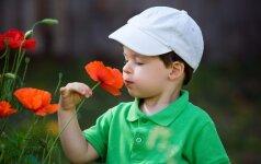 Sužinok savo vaiko temperamentą Testas