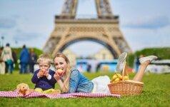 Prancūziškas auklėjimas lietuvės akimis: utėlės – dažnas svečias (II dalis)
