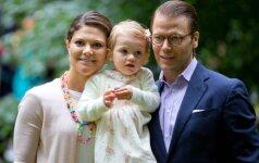 Karališkoji šeima naujagimiui suteikė tris vardus (PIRMOJI FOTO)