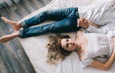 Seksologas: sunkiai įsivaizduoju laimingą sutuoktinių gyvenimą be sekso