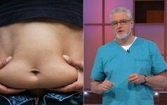 Gydytojas išskyrė 4 naujus figūros tipus: kartais dėl svorio kalta ne tik mityba