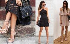 5 stiliaus triukai, norinčioms ilgesnių kojų