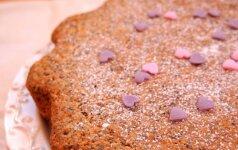 Aguoninis pyragas – lyg iš močiutės virtuvės