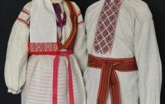 В Румшишкес - выставка Свадьба Западного Полесья