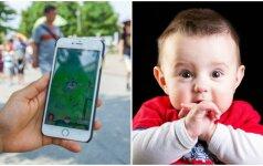 Tėvai prarado vaiką, nes mėgo žaisti Pokemon Go