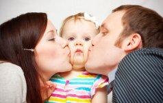Kaip tapimas tėvais gali paveikti poros santykius?