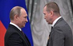 Миронов передал Путину письмо в защиту Серебренникова