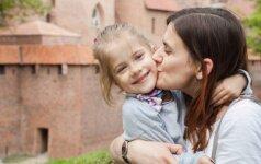 Skaudžią netektį išgyvenusi kaunietė Julija: mamos, kovokite ir nepasiduokite