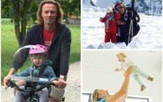Arnas Jurskis: verslas ir tėvystė - misija įmanoma (FOTO)