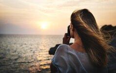 Saulės nubučiuoti plaukai arba košmaras ant tavo galvos
