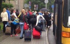 Из Литвы уезжают не только неквалифицированные работники
