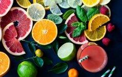 Kokių vitaminų turi vaisiai ir uogos: išsamus gidas