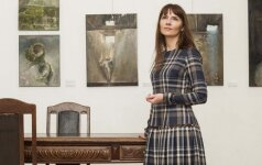Garsaus tapytojo Arūno Žilio dukra: nuoskaudų tėvui nejaučiu, tik dėl vieno paveikslo griežiu dantį