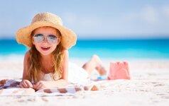 Laimėkite losjoną nuo saulės savo vaikui (rezultatai)