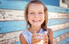 Vaidotas Urbonas: vaikams baltymų reikia daugiau nei saugusiems