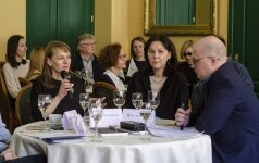 Lietuvos rašytojai Londone pristatys savo kūrybą ir per literatūrą atvers mūsų šalį pasauliui