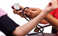 Gydytoja Neringa Burokienė: kokias klaidas daro turintys padidėjusį kraujo spaudimą