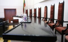 КС Литвы: импичмент возможен и за преступления, совершенные до вступления в должность