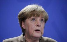 Меркель поддержала концепцию двух государств на Ближнем Востоке