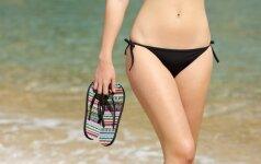 Laimėk stilingas paplūdimio šlepetes!
