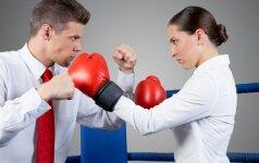 4 paradoksalūs būdai konfliktams spręsti - elkis priešingai, nei iš tavęs tikimasi
