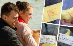 Po 9 metų jie atidarė pamirštą vestuvių dovaną, kurioje...