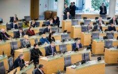 Правительство Литвы создаст Национальную комиссию по безопасности