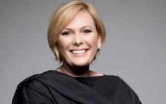 Per plauką nuo Islandijos prezidento posto likusi Halla Tómasdóttir: žinau laimės formulę