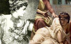 Garsioji paleistuvė Valerija: imperatorienė, šokiravusi net didžiausius ištvirkėlius