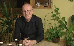 50-ies sulaukęs Arūnas Valinskas gyvenime neturėjo vienintelio dalyko