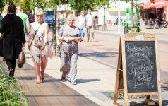 Паланга объявила бой ценам: пообедать можно и за 1 евро